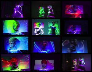 Standbilder aus Living Screen Video   Williams Entertainment & Friends