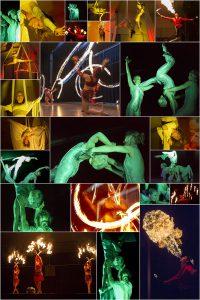 Akrobatik- und Feuershow | Williams Entertainment & Friends