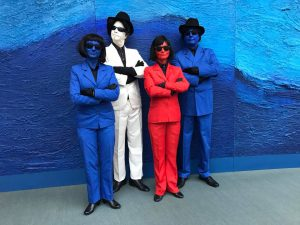 Blue Red White Group | Williams Entertainment & Friends