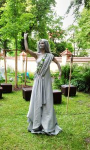 Living Doll – Lebende Statue | Williams Entertainment & Friends